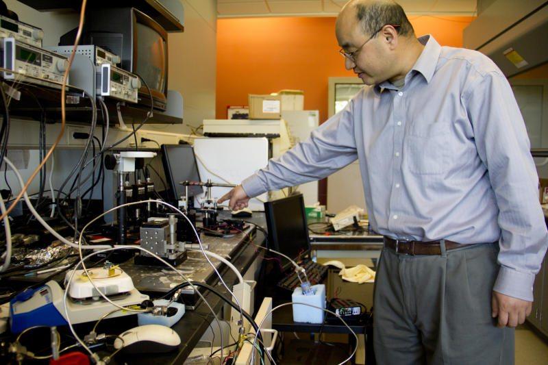 Smart gas sensors for better chemical ...