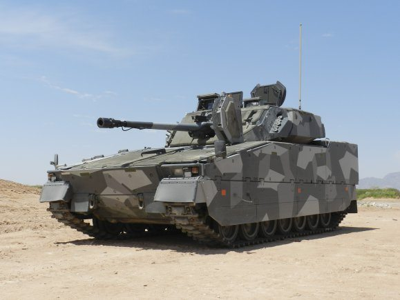 Army assesses current vehicles as part...