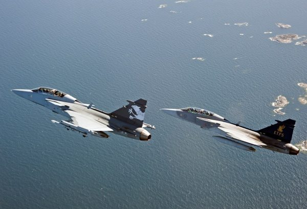 Saab Sets Out On Quest for Swiss Gripen Partners