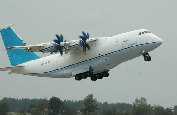 Russia may fly military cargo to Syria...