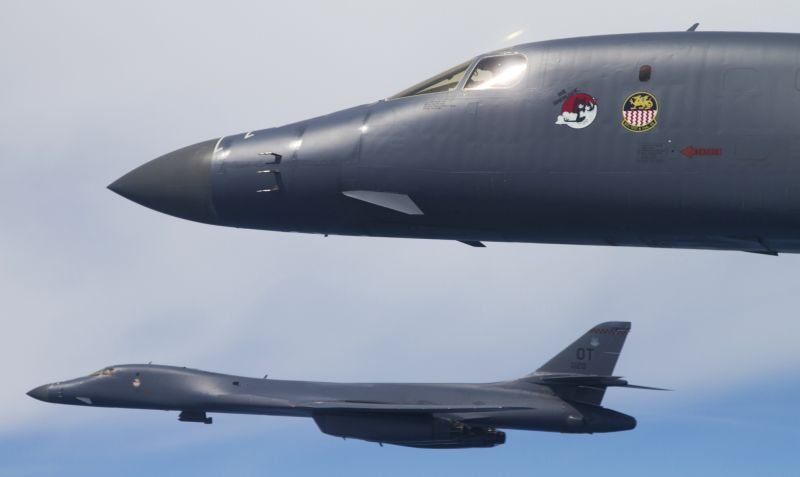 After 3 decades, maintainers keep B-1 on top