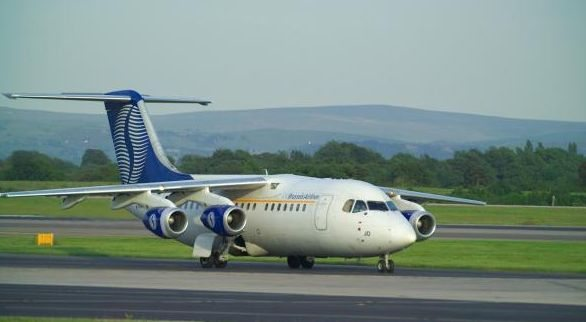 BAE Systems Delivers BAE 146C Mk 3 Air...