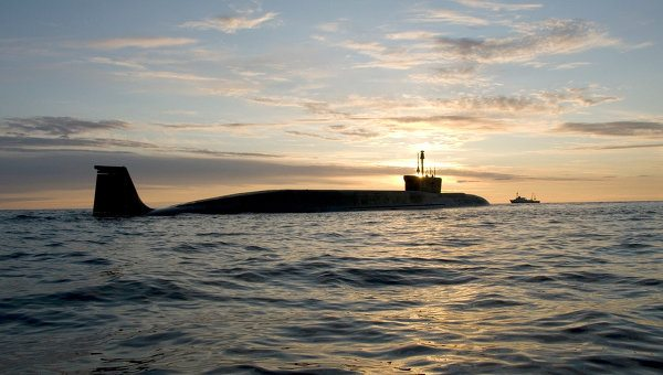 Third Borey-Class Strategic Nuclear Su...