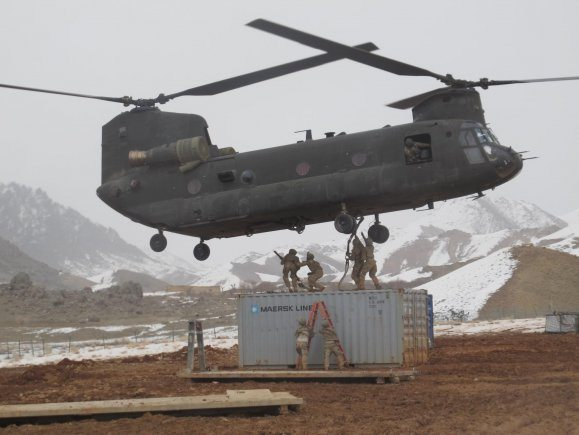 Resupply ops bring critical supplies, ...