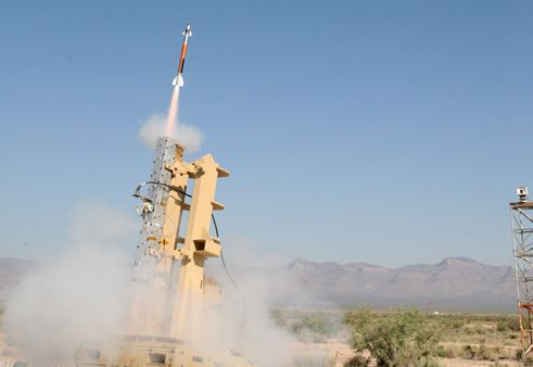 Lockheed Martin Conducts Successful EA...