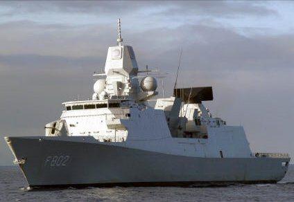 Ballistic Missile Upgrade for Dutch Fr...