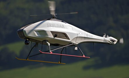 Skeldar UAS Operationally Deployed By ...