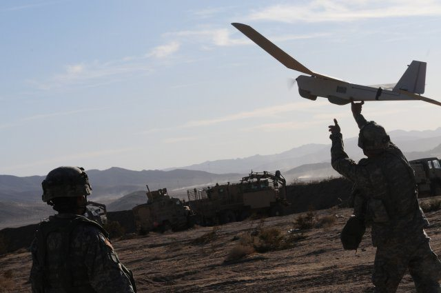 UAS Operators Save Lives In Combat