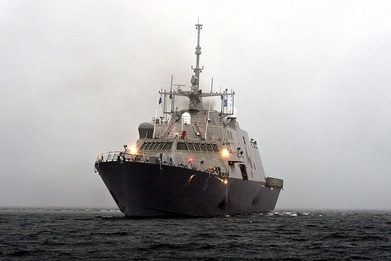 Littoral Combat Ship Shore-Based Training Facility Realigns