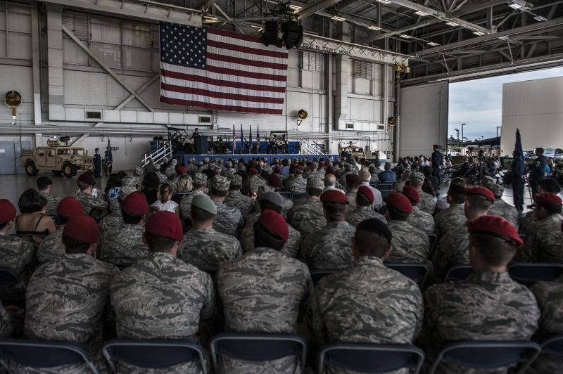 Air Force launches first special tactics wing