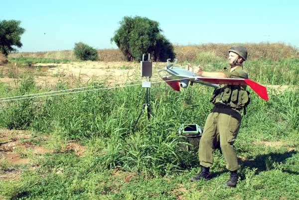 Russia, Israel in UAV Talks