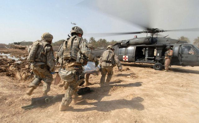 Medevac crews in Afghanistan increase ...