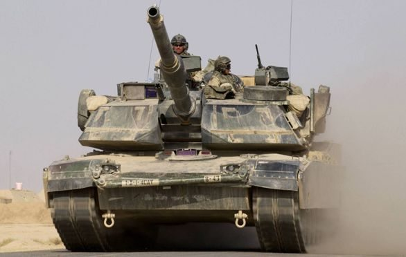 Morocco Requests M1A1 SA Abrams Tank E...