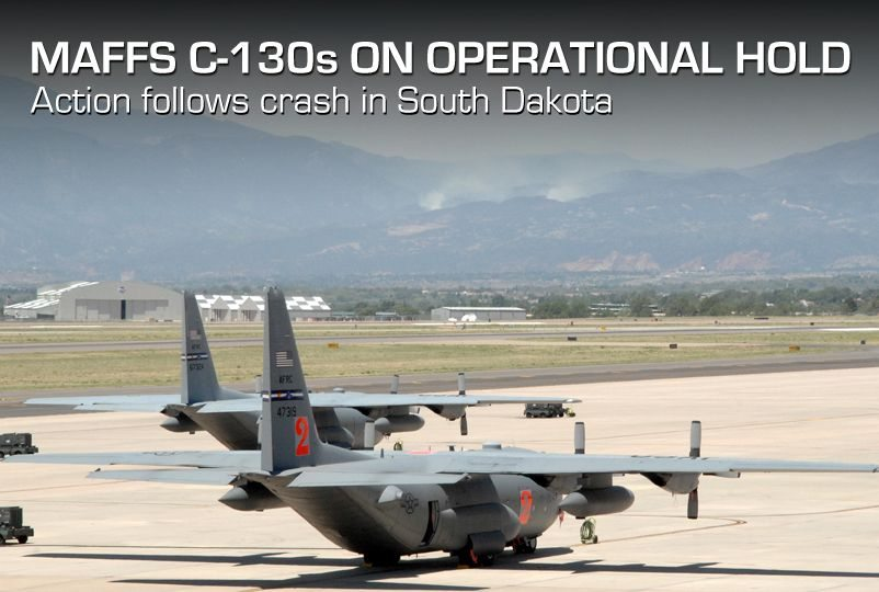 Firefighting C-130s placed on operatio...