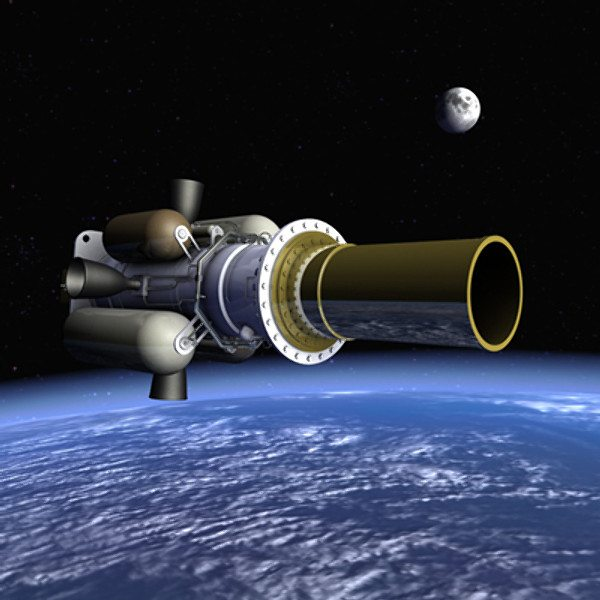 Enhanced Exoatmospheric Kill Vehicle Successful In Non-Intercept Flight Test