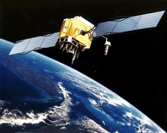 GLONASS Satellite