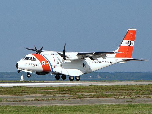 EADS Delivers 14th HC-144A Ocean Sentr...