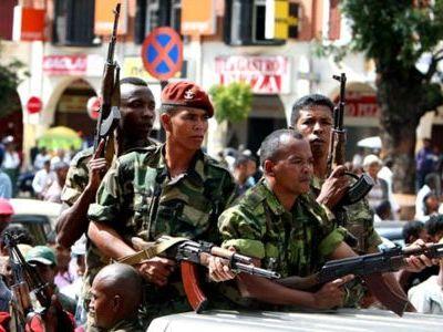Madagascar mutiny under control, says ...