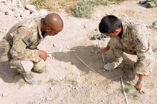 Congress told IEDs will remain 'weapon...