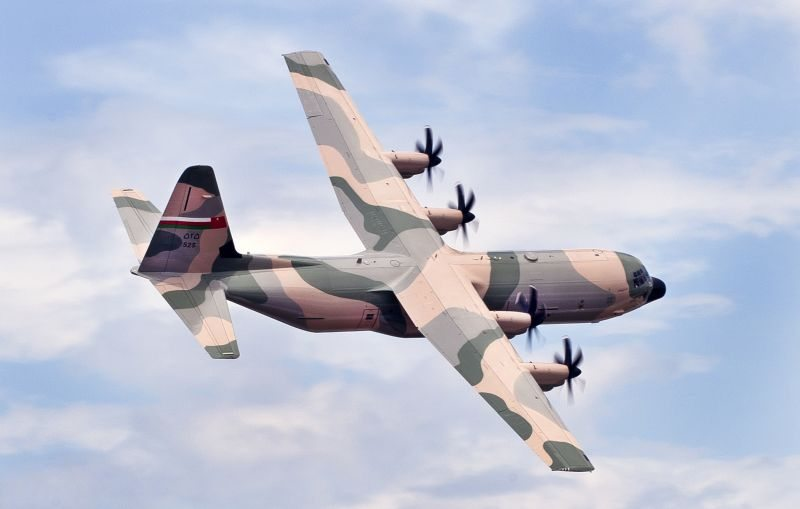 Iraq Takes Delivery of C-130J Super He...
