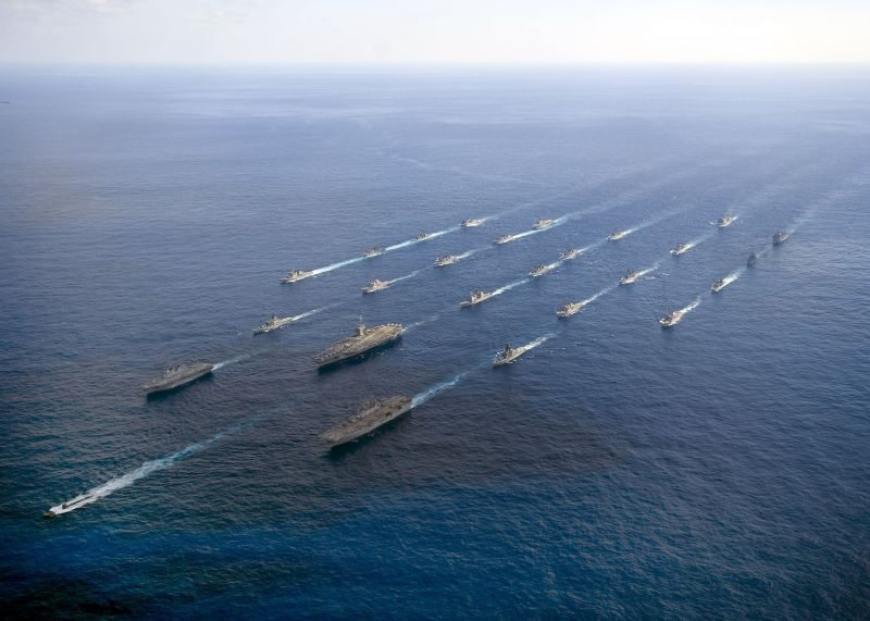 US Navy will have fewer reinforcements...