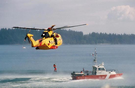 Canada to Buy 24 Coast Guard Helicopte...