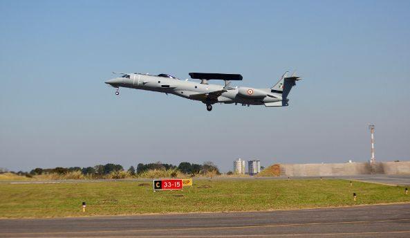 First Indian AEW&C Aircraft Lands ...