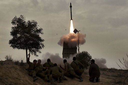 Israel deploys 3rd missile system to n...