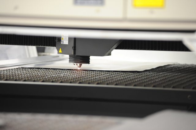 Laser Revolutionizes Sheet Metal Cutti...