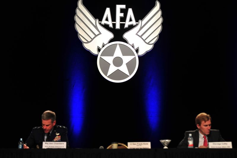 Air Force Officials Describe ICBM Way-Ahead