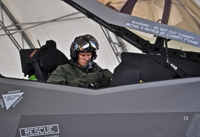 First F-35 training commander: 'this j...