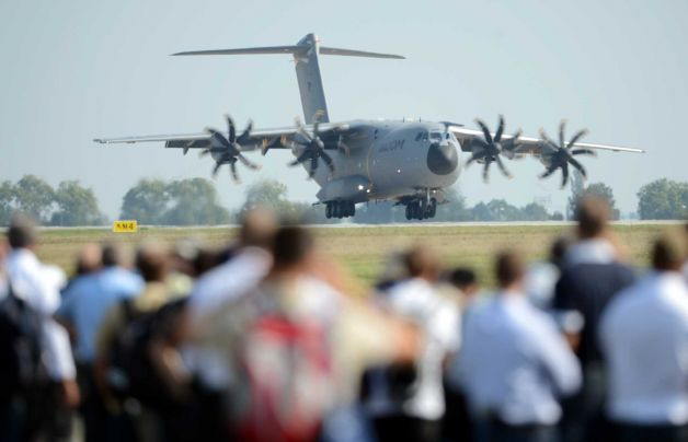 Berlin's ILA Air Show Takes Off