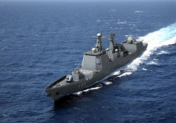China adds destroyers to marine surveillance: report