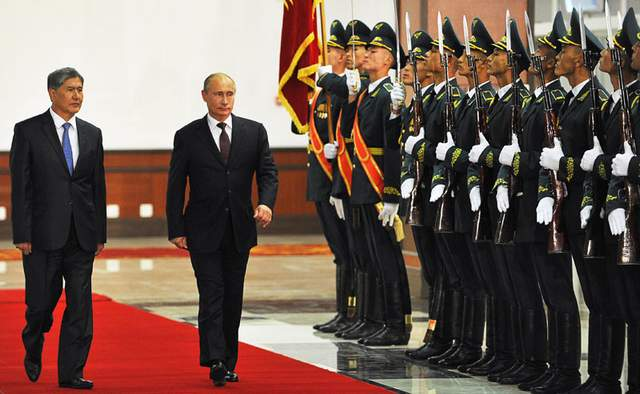 Russia, friend or foe for NATO?