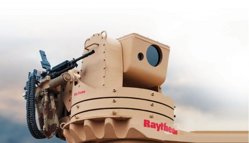 Raytheon to debut target-seeking BattleGuard at US Army Conference