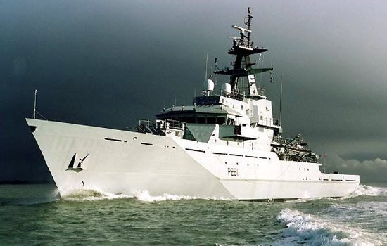 Deal Secures UK Patrol Vessels for Dec...