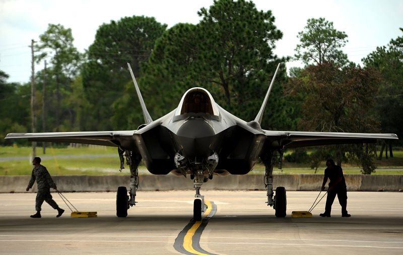 South Korea to Evaluate F-35 by Simula...
