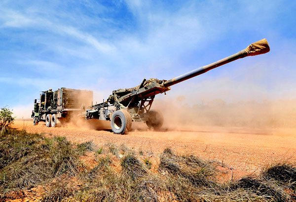 Australia Orders Additional M777 Howitzers