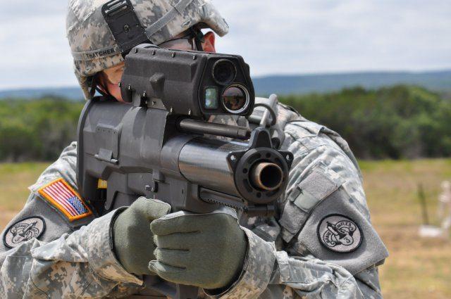 Army refines airburst technology, XM25...