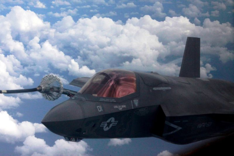 US agrees deal to buy 43 more F-35 fig...
