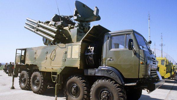 pantsir-s1 air defense