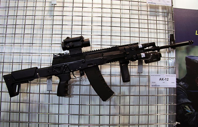 New Kalashnikov Initial Testing Complete