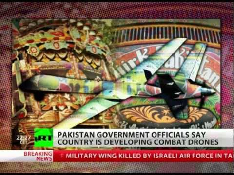 Drone vs Drone: Pakistan joins aircraft race