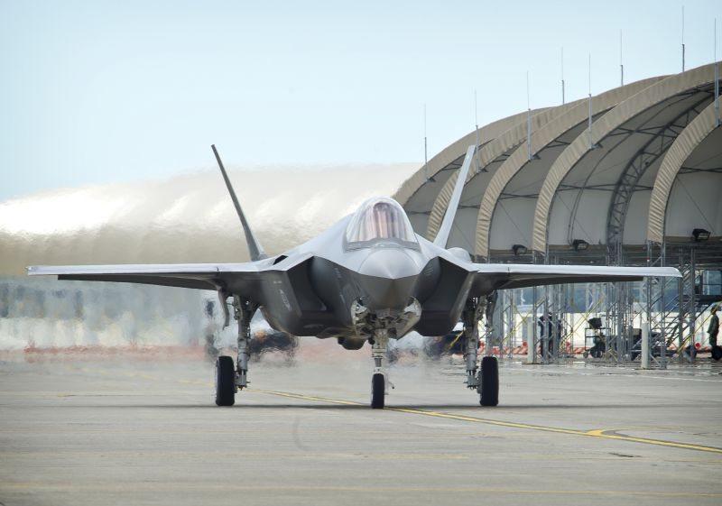 Eglin Completes 500TH F-35 Sortie