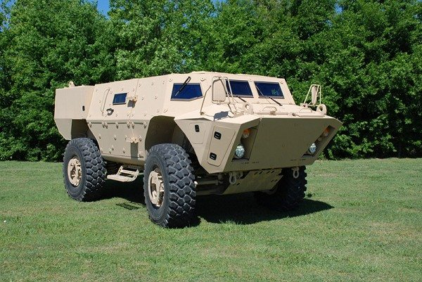 Algeria eyes 1,200 armoured vehicles f...