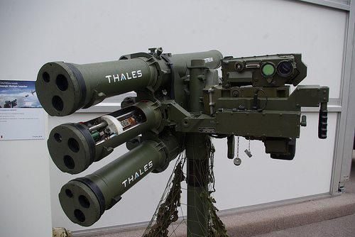Royal Thai Army Selects Thales Starstr...