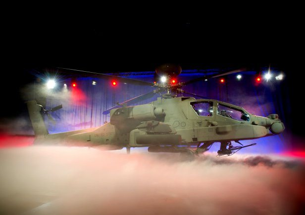 Hagel Announces US Deal to Sell AH-64E...