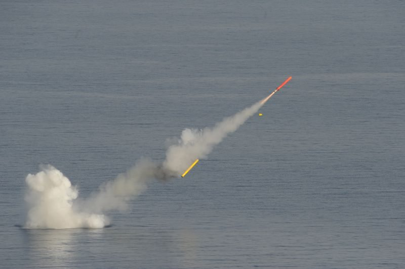 Submerged Severodvinsk Sub Test Fires ...