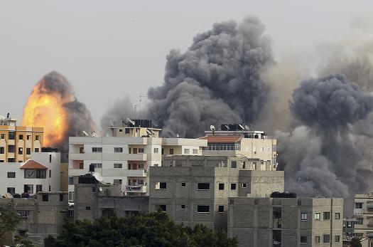 Israel, Hamas both see gains from Gaza fight