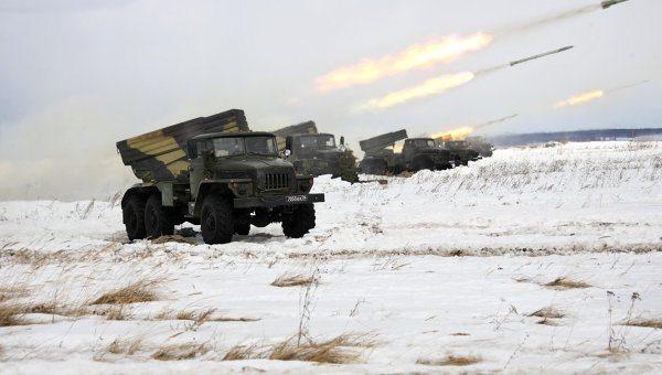 Russia Developing 200-km Range Rocket System